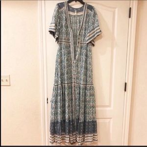 Spell And the Gypsy Oracle maxi dress